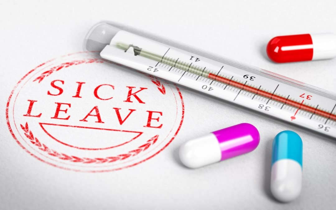 New Law Requires Paid Sick Leave for COVID-19-Related Issues