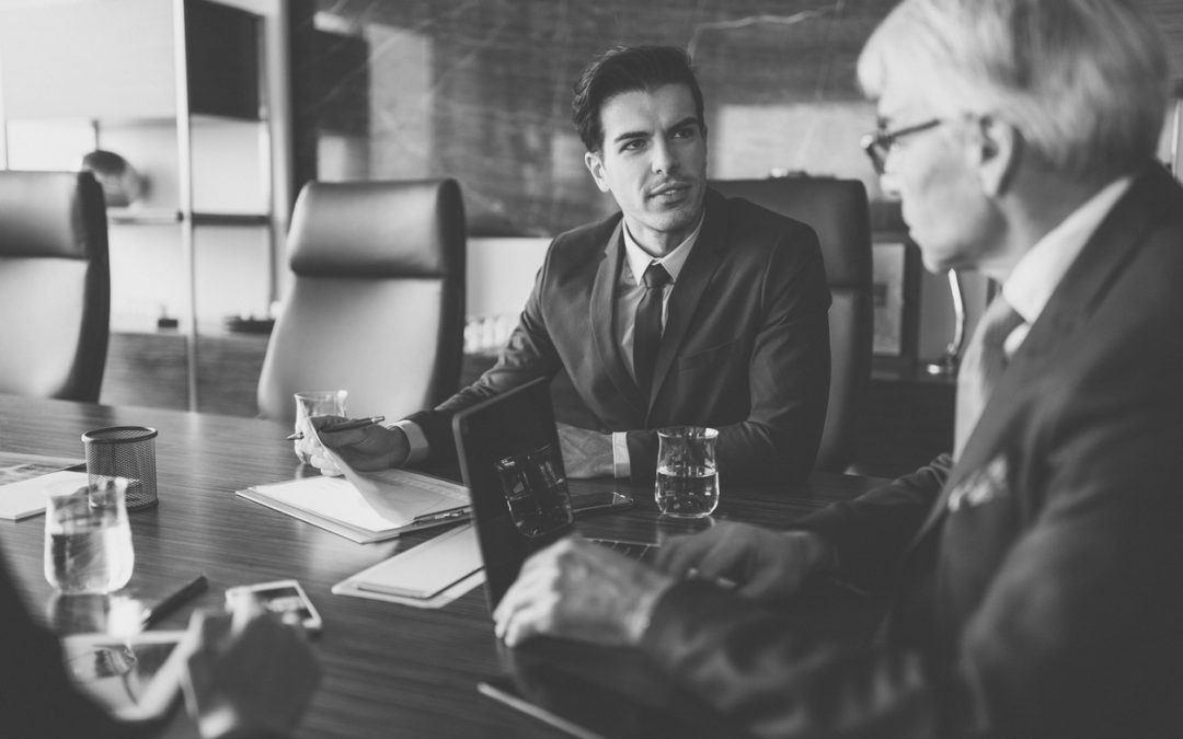 Don't Get Caught without a Business Succession Plan