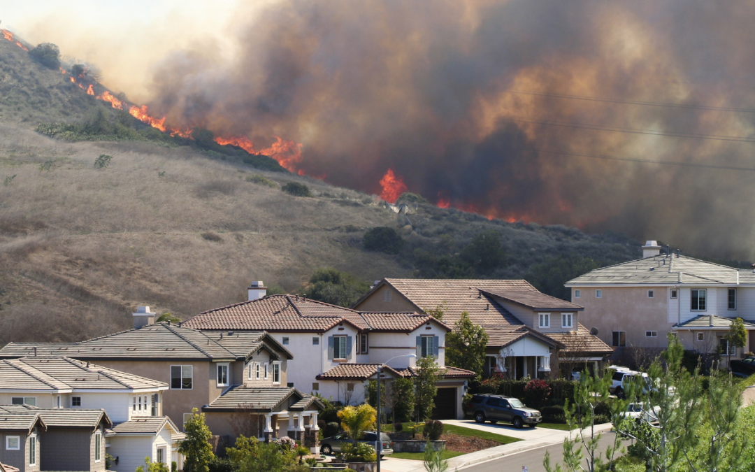 Cal/OSHA Working on Rules to Protect Outdoor Workers from Wildfire Smoke