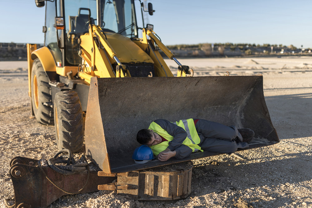 One-third of Workers Are Sleepy, Leading to Safety Issues and More