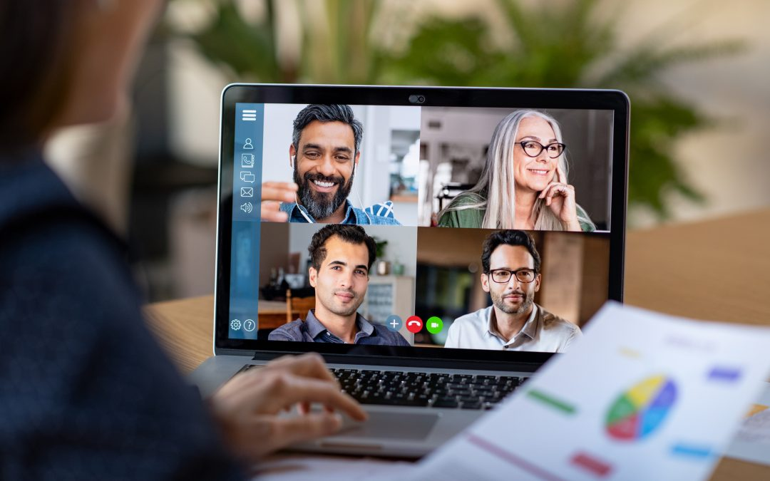How to Protect Your Business Teleconference Meetings