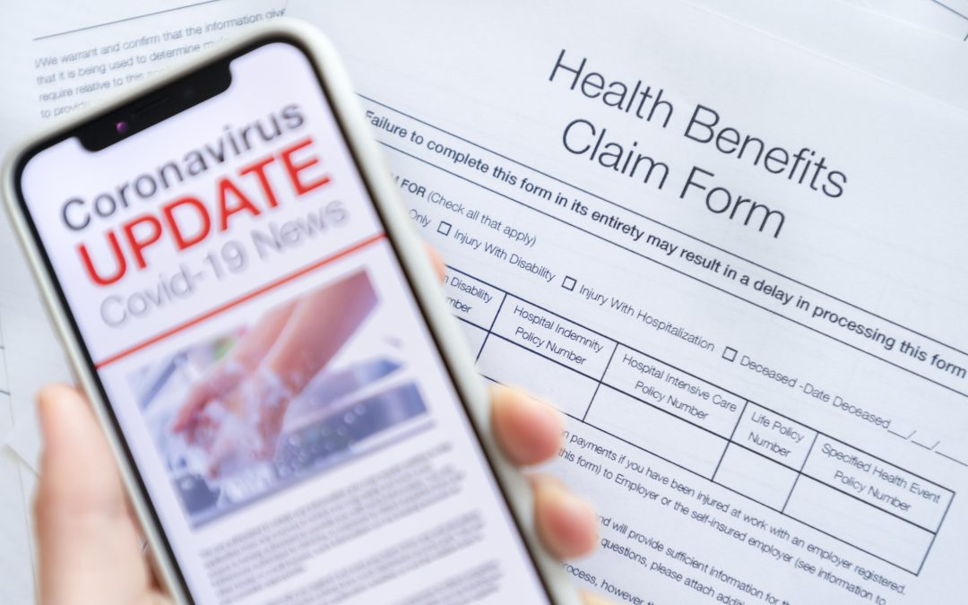 COVID-19 Claims Growing Among California Workers