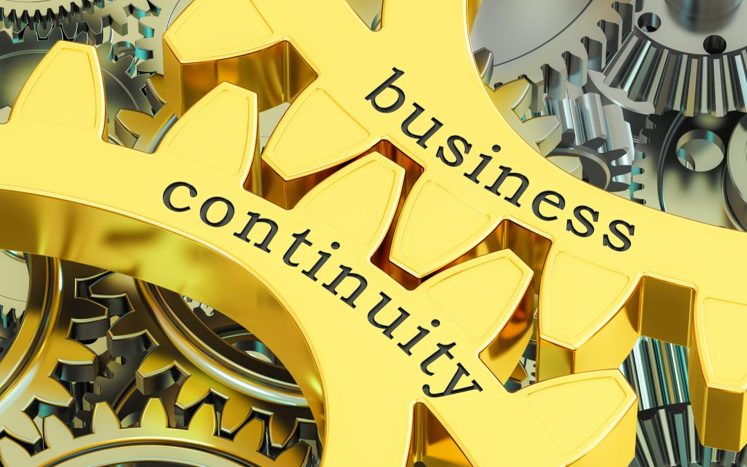 As Risks Rise Business Continuity Plans Are Vital